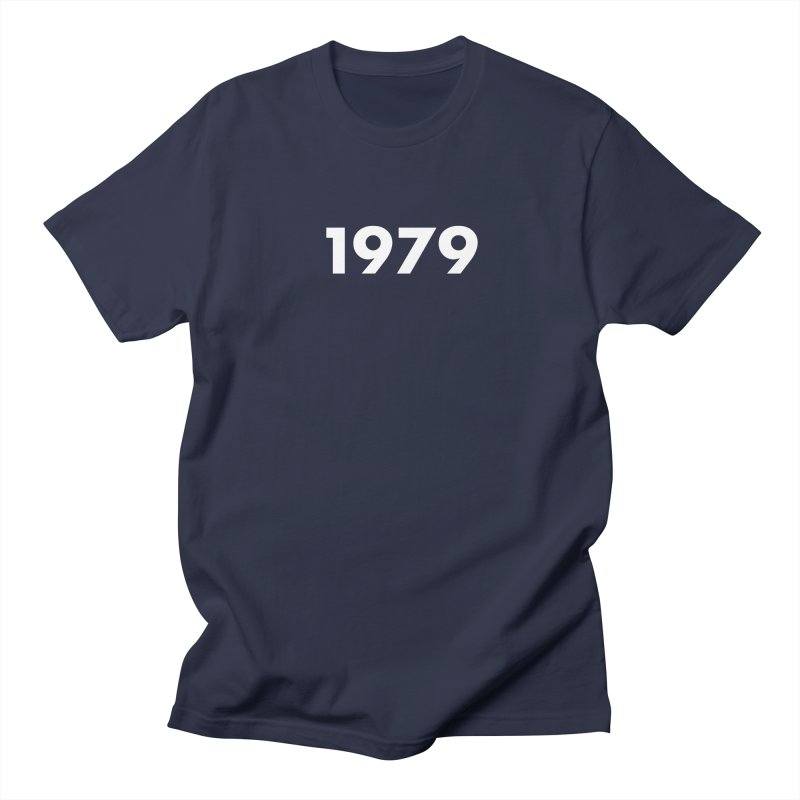 1979 Logo Women's Regular Unisex T-Shirt by Grayscale