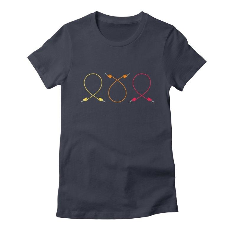 Nanas (warm) Women's T-Shirt by Grayscale