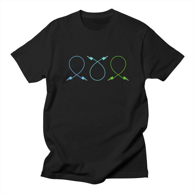 Nanas (cool) Men's Regular T-Shirt by Grayscale