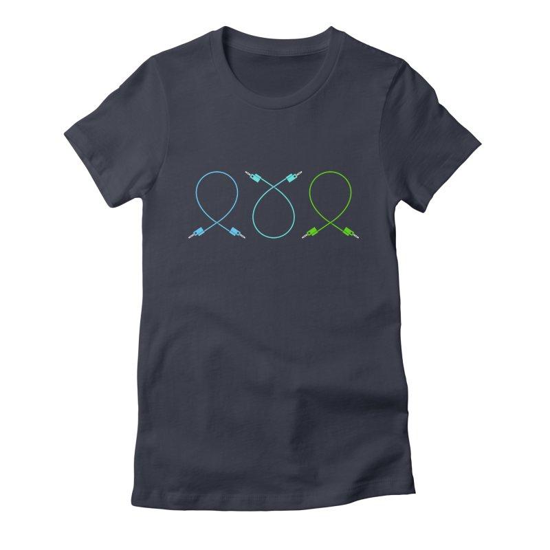 Nanas (cool) Women's T-Shirt by Grayscale
