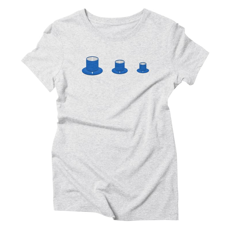RB67 (blue) Women's Triblend T-Shirt by Grayscale