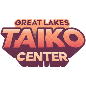 Great Lakes Taiko Center's Merch Shop Logo