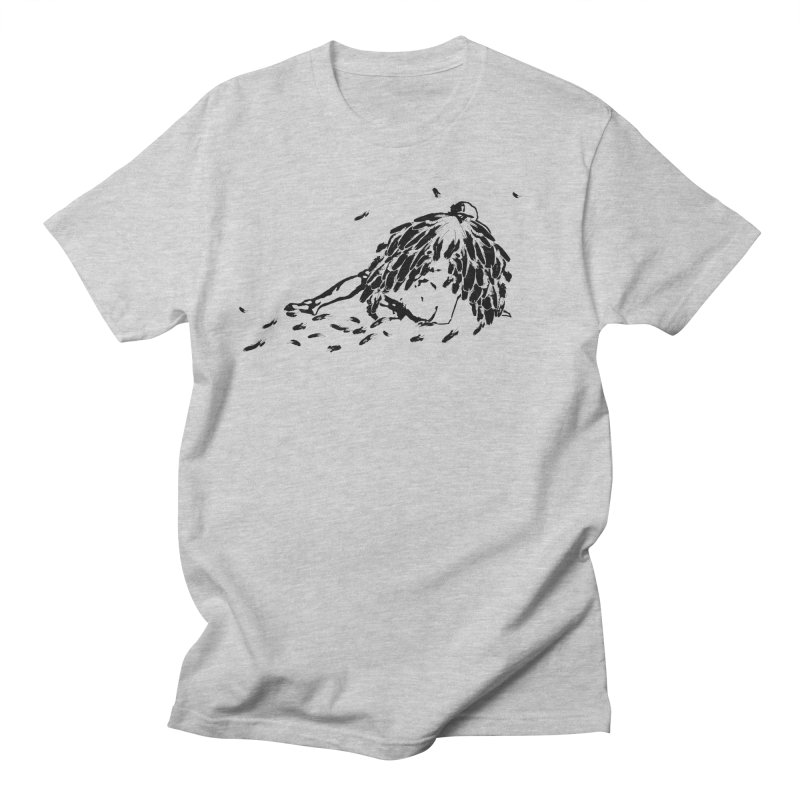 After the Fall Men's T-Shirt by Green Grackle Studio