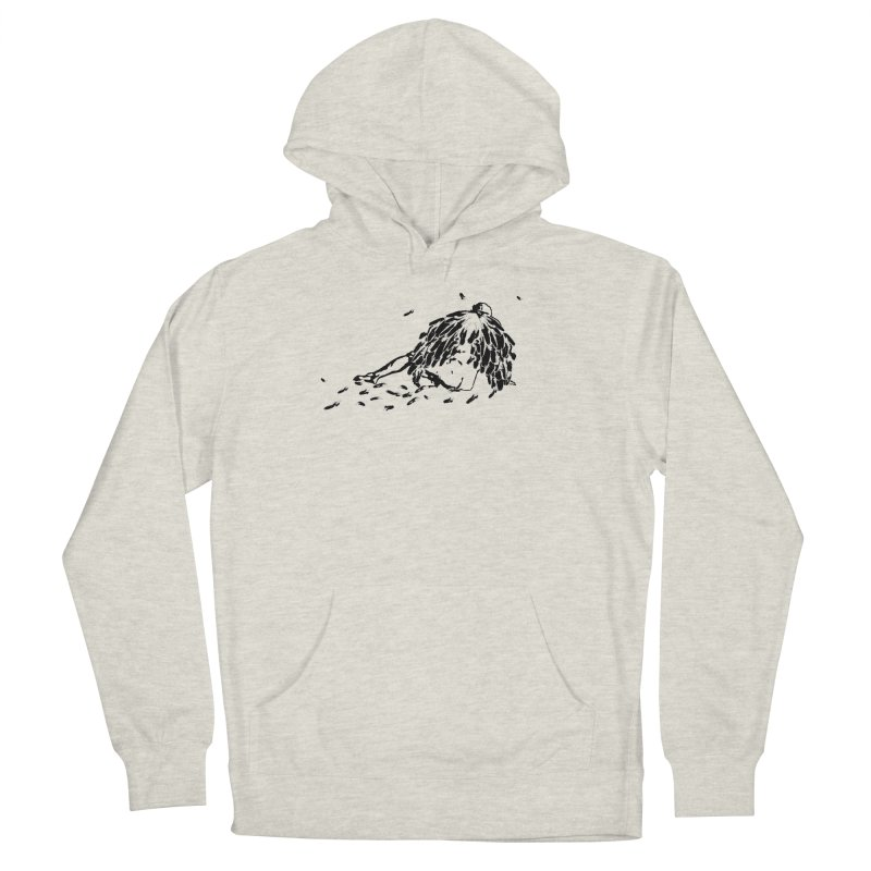 After the Fall Men's Pullover Hoody by Green Grackle Studio
