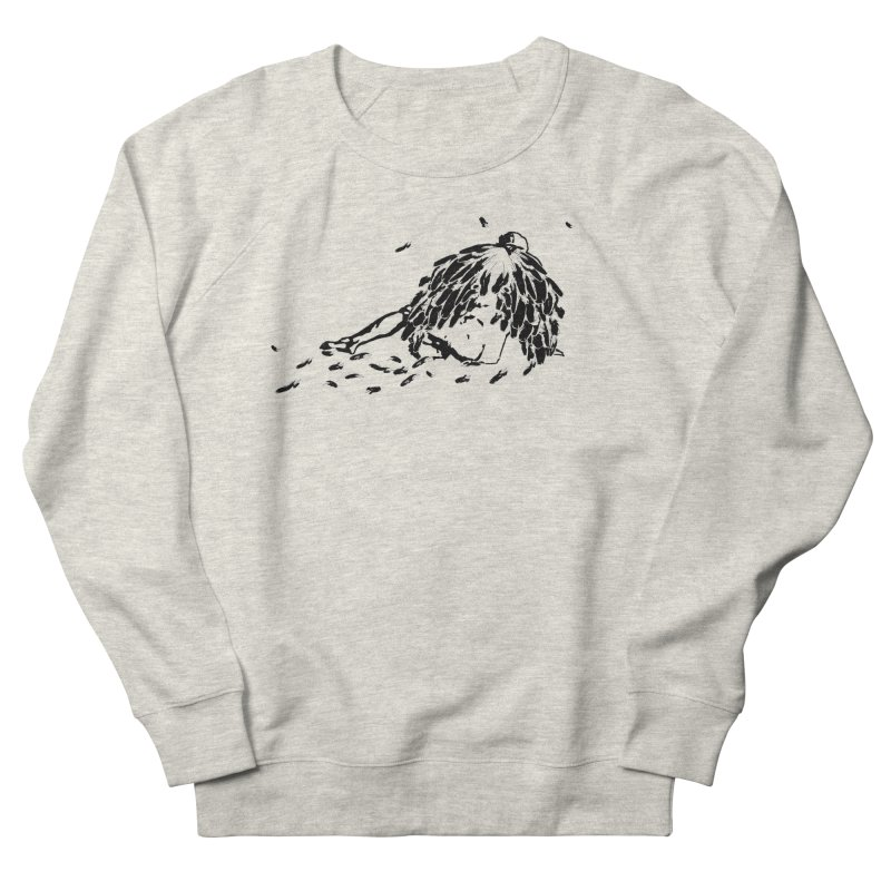 After the Fall Men's Sweatshirt by Green Grackle Studio