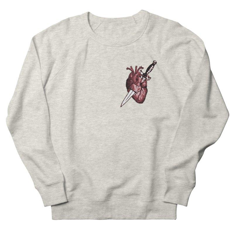 A Dagger to the Heart Women's Sweatshirt by Green Grackle Studio