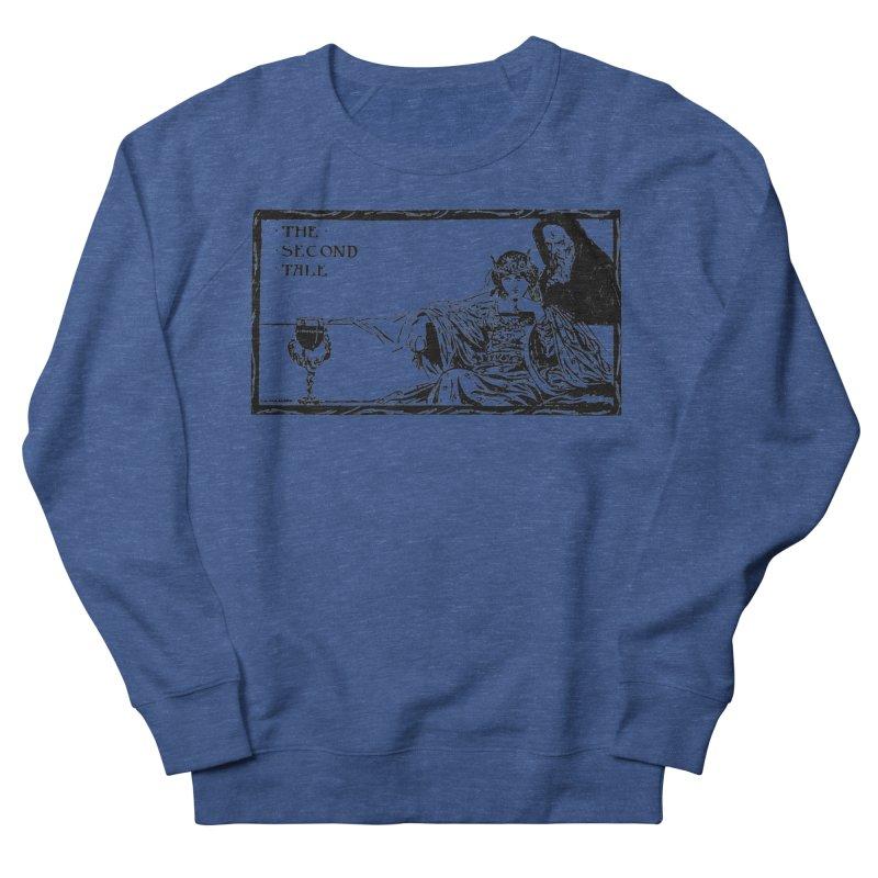 The Second Tale Men's Sweatshirt by Green Grackle Studio