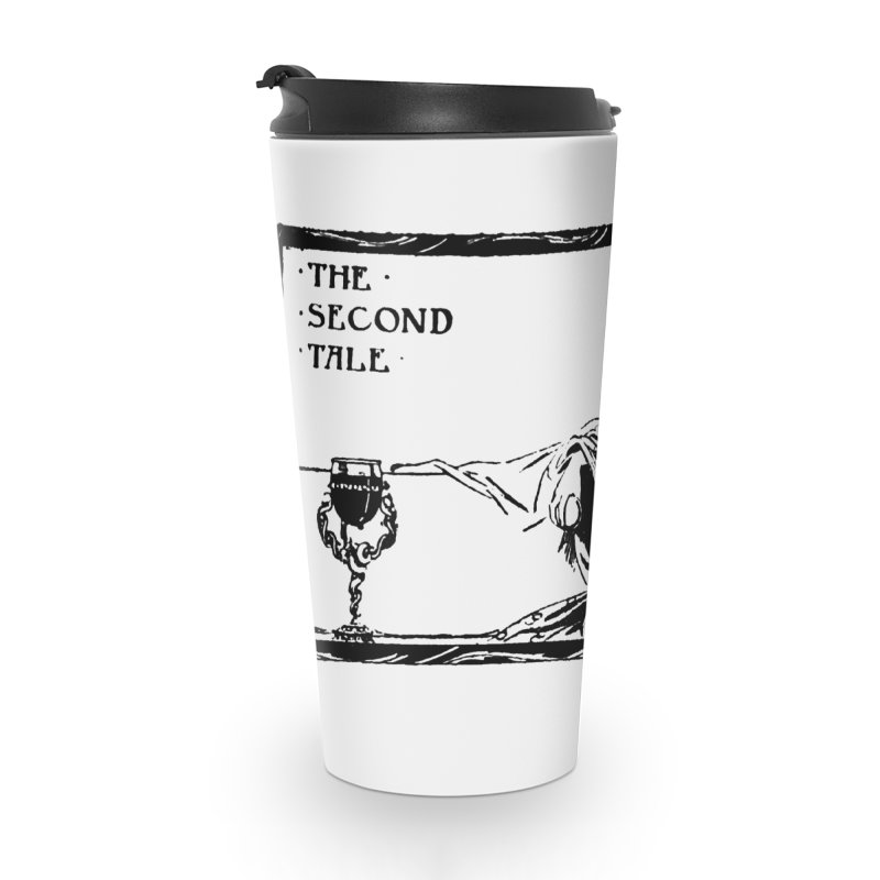The Second Tale Accessories Travel Mug by Green Grackle Studio