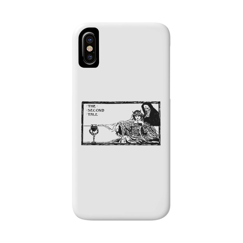 The Second Tale Accessories Phone Case by Green Grackle Studio