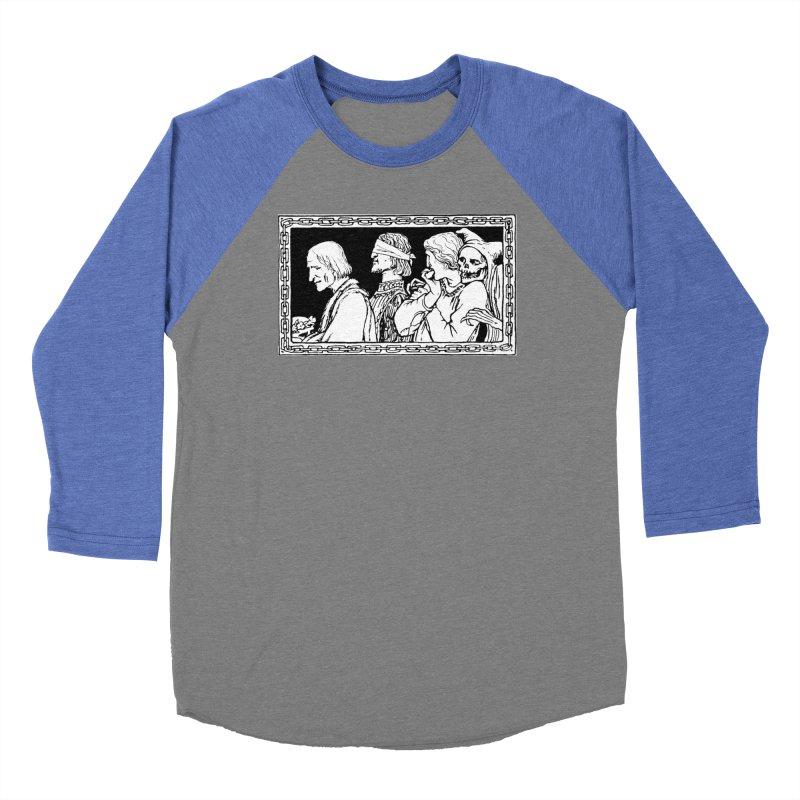 A Masque of Dead Florentine Women's Longsleeve T-Shirt by Green Grackle Studio