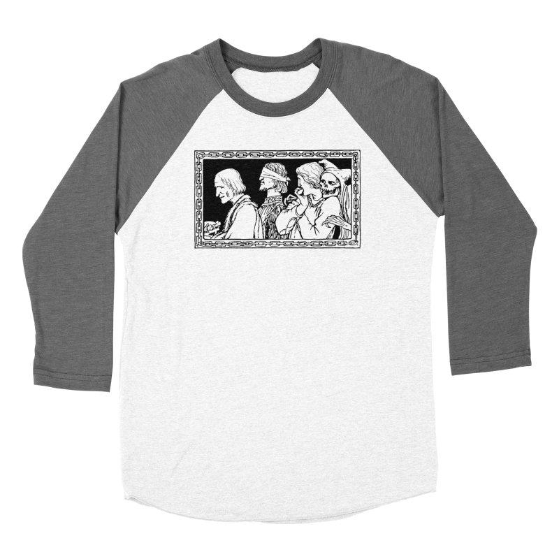 A Masque of Dead Florentine Men's Longsleeve T-Shirt by Green Grackle Studio