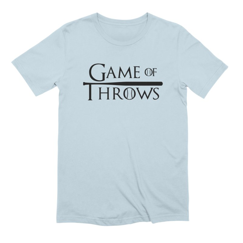 Game of Throws - Humorous Shirt Men's Extra Soft T-Shirt by