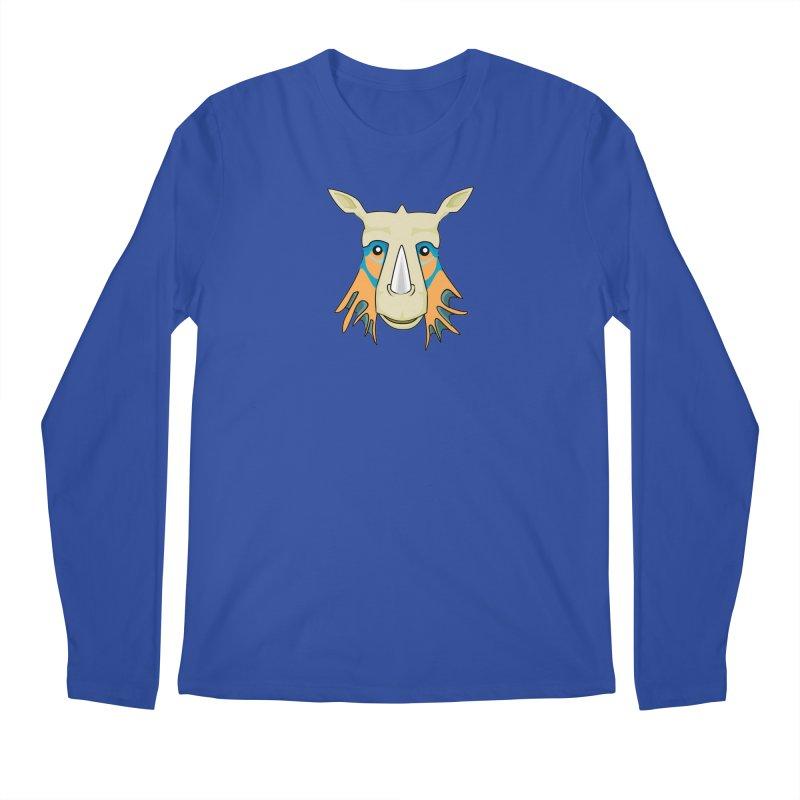 Rhinolicious Men's Regular Longsleeve T-Shirt by