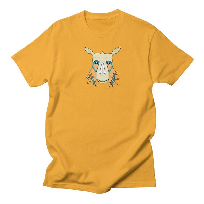 Rhinolicious Men's Regular T-Shirt by