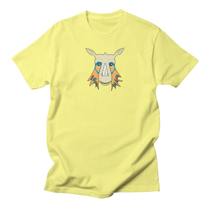 Rhinolicious Women's Regular Unisex T-Shirt by