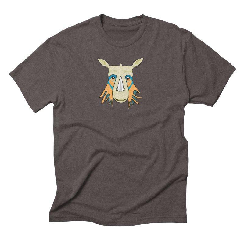Rhinolicious Men's Triblend T-Shirt by