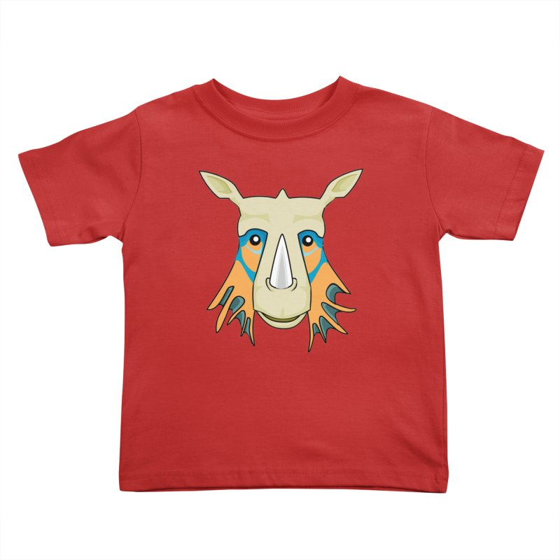 Rhinolicious Kids Toddler T-Shirt by