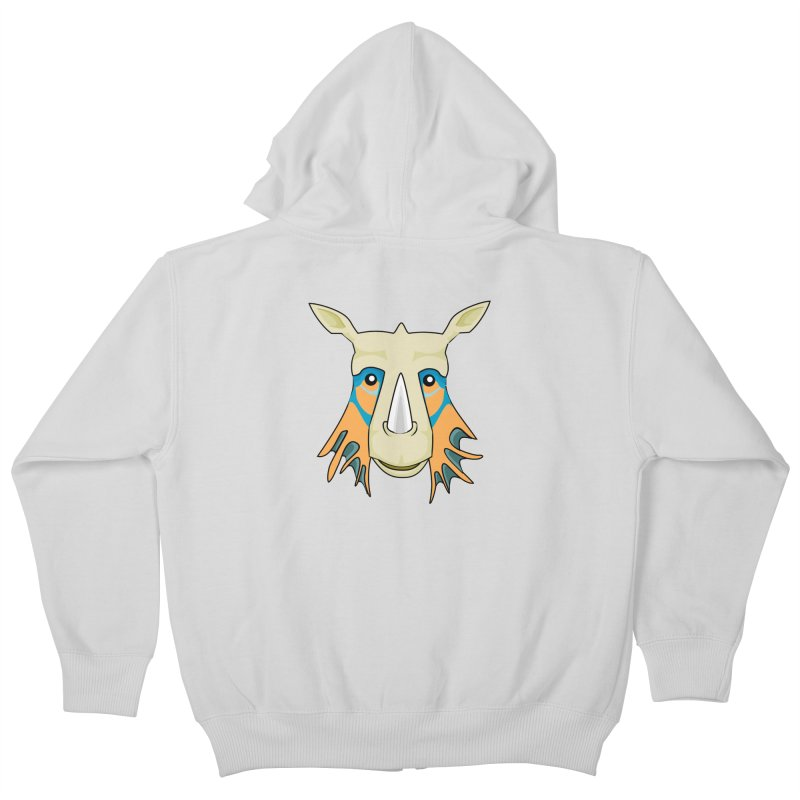 Rhinolicious Kids Zip-Up Hoody by