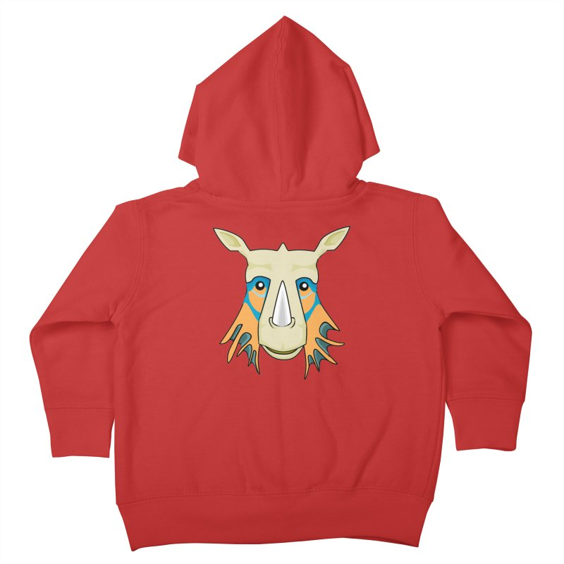 Rhinolicious Kids Toddler Zip-Up Hoody by