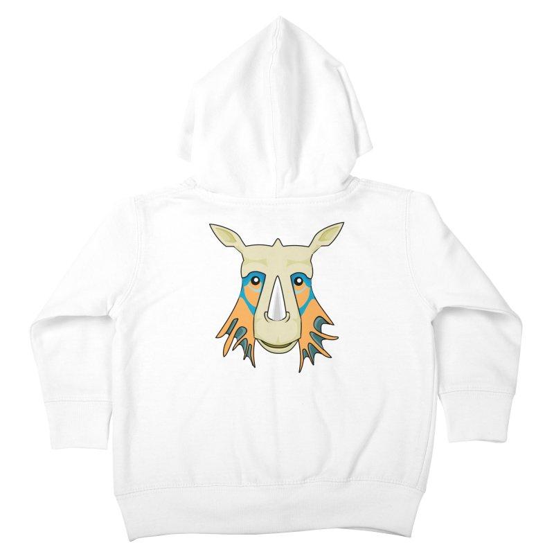 Rhinolicious Kids Toddler Zip-Up Hoody by