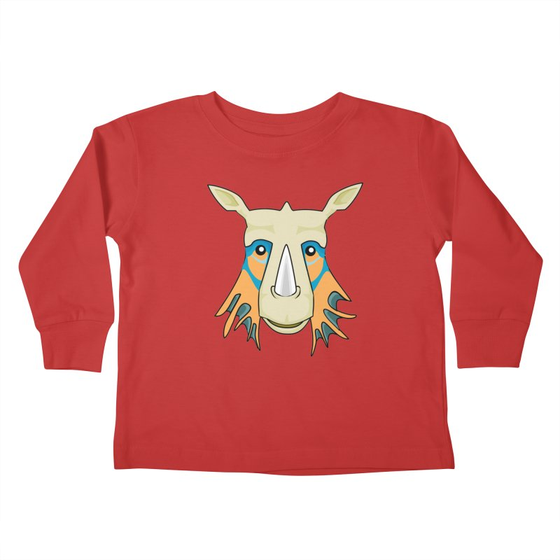 Rhinolicious Kids Toddler Longsleeve T-Shirt by