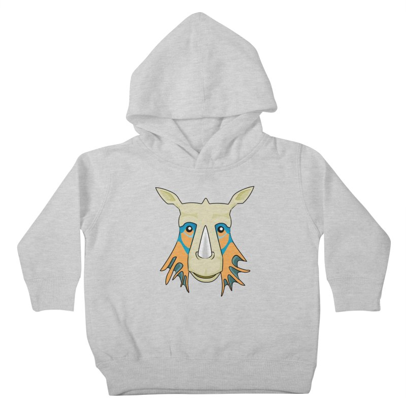 Rhinolicious Kids Toddler Pullover Hoody by