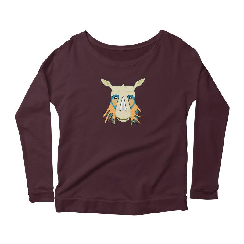 Rhinolicious Women's Longsleeve T-Shirt by