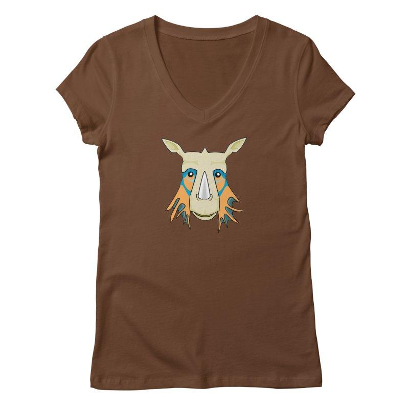 Rhinolicious Women's V-Neck by