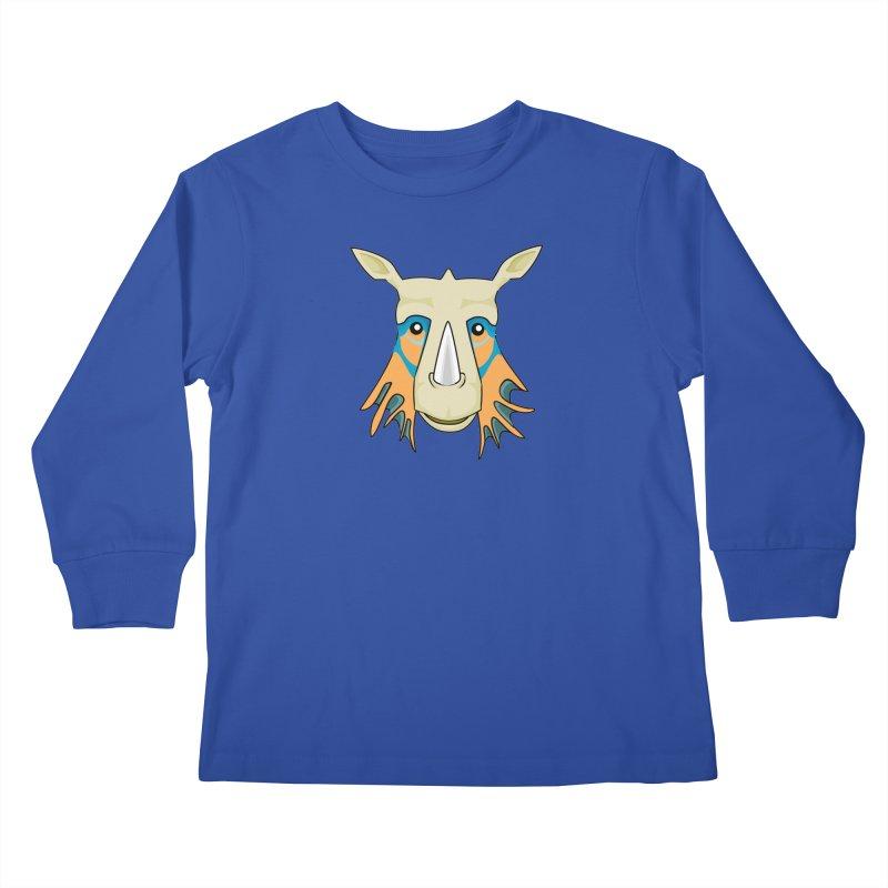 Rhinolicious Kids Longsleeve T-Shirt by