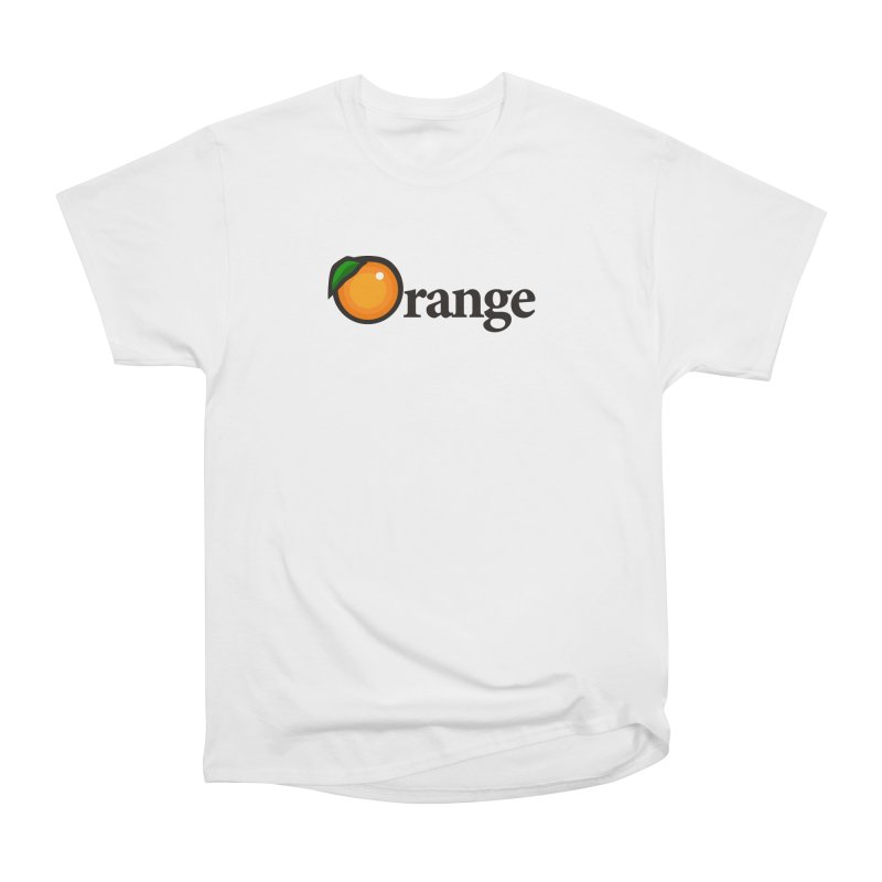 Oh-range! Men's Heavyweight T-Shirt by