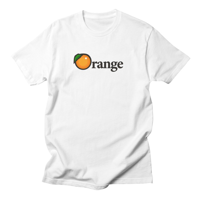 Oh-range! Men's Regular T-Shirt by
