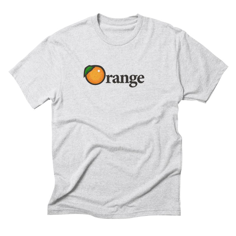 Oh-range! Men's Triblend T-Shirt by