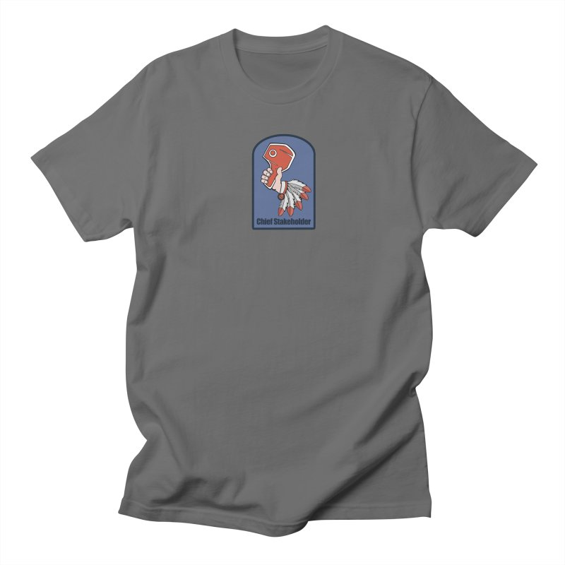 Chief Stakeholder Men's T-Shirt by