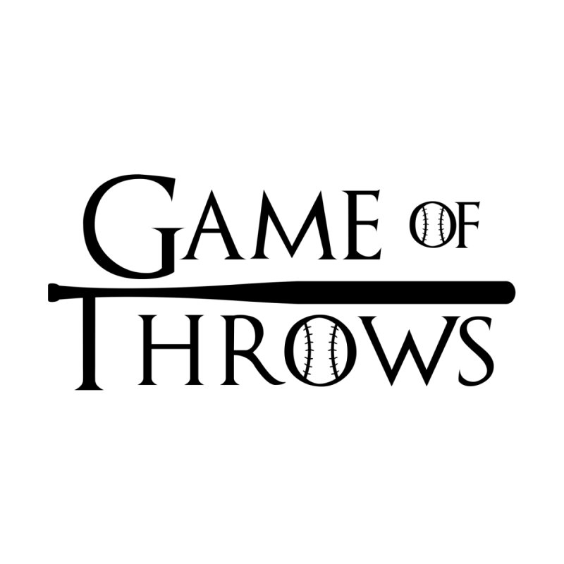 Game of Throws Men's Baseball Triblend T-Shirt by