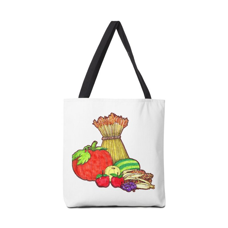 Harvest Fruit Accessories Tote Bag Bag by