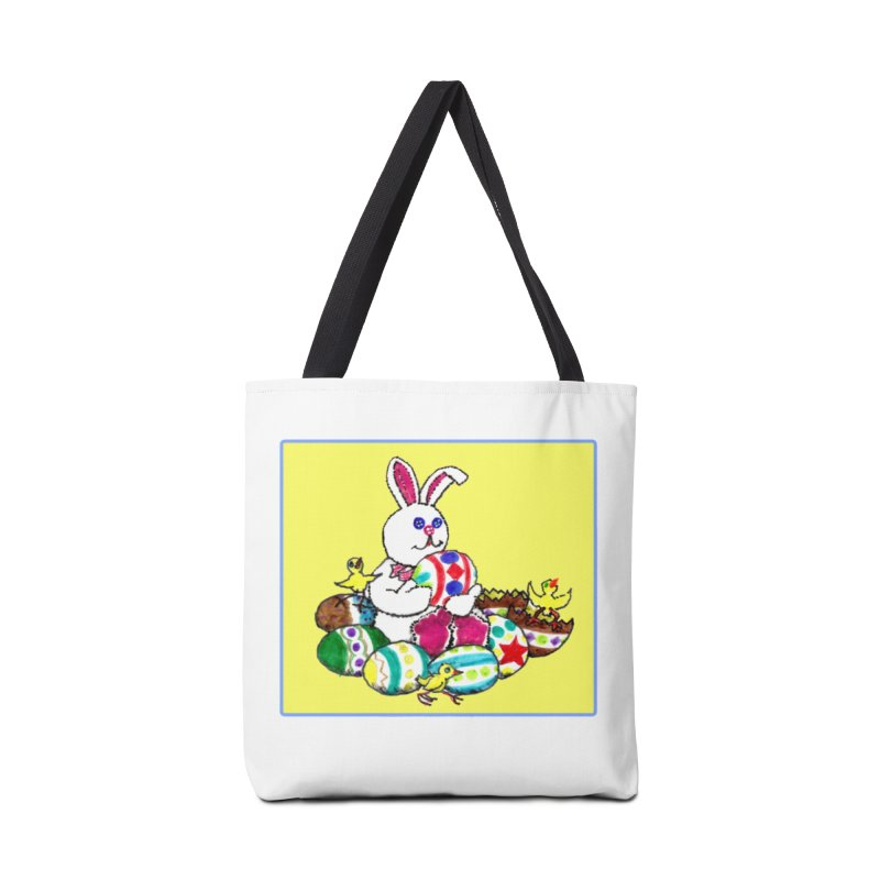 Easter Chicks Everywhere! Accessories Tote Bag Bag by