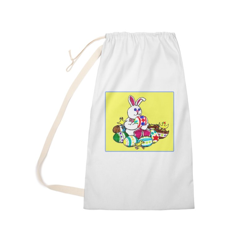 Easter Chicks Everywhere! Accessories Laundry Bag Bag by