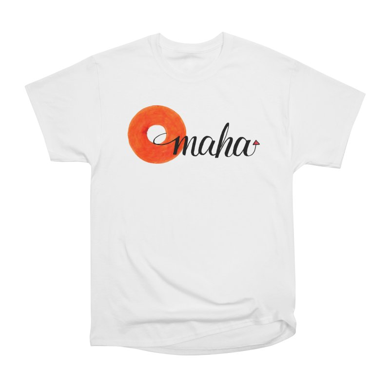 Omaha Men's Heavyweight T-Shirt by