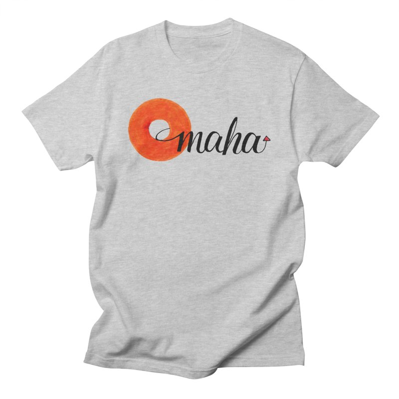 Omaha Men's Regular T-Shirt by