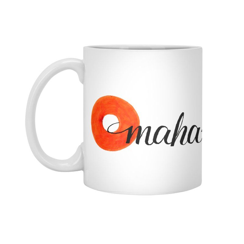 Omaha Accessories Standard Mug by
