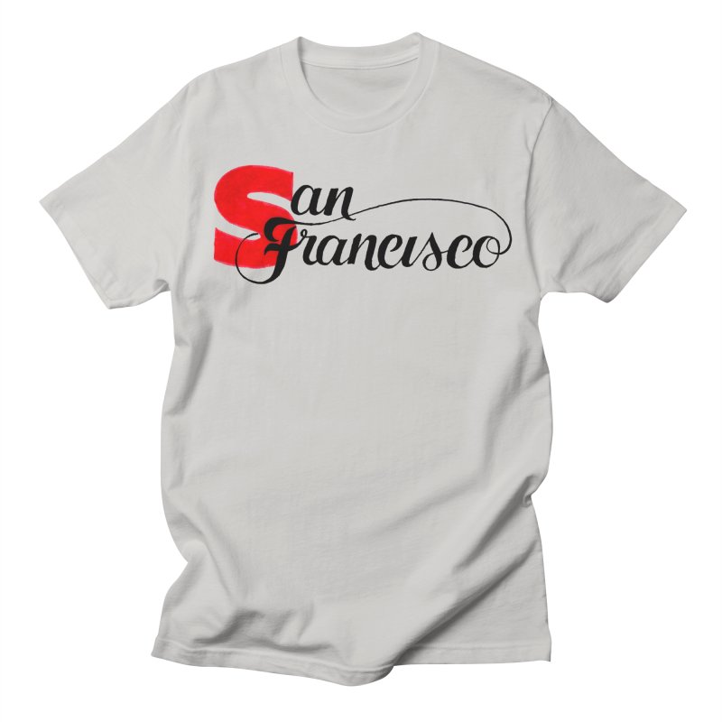 San Francisco Men's T-Shirt by
