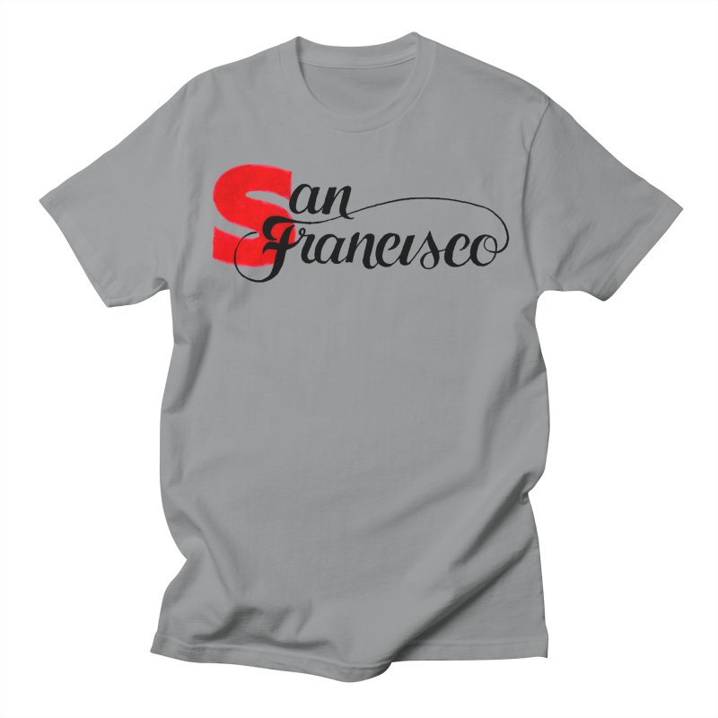 San Francisco Men's Regular T-Shirt by