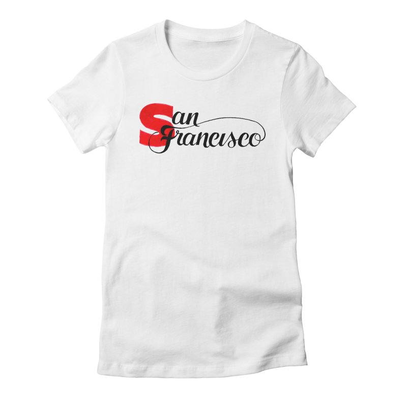 San Francisco Women's T-Shirt by