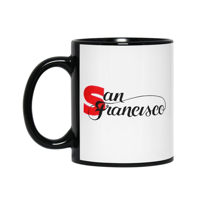 San Francisco Accessories Mug by