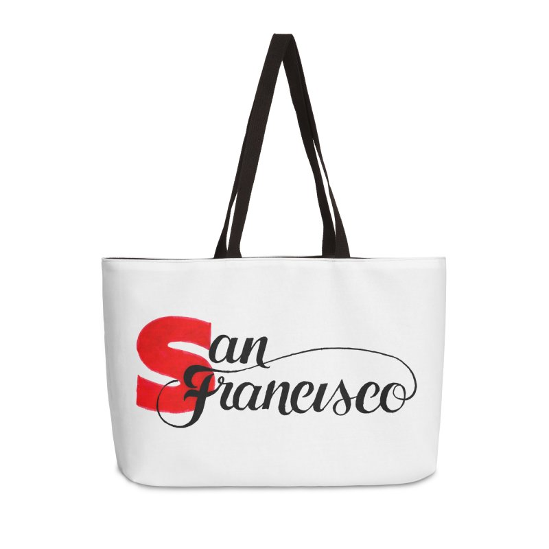 San Francisco Accessories Weekender Bag Bag by