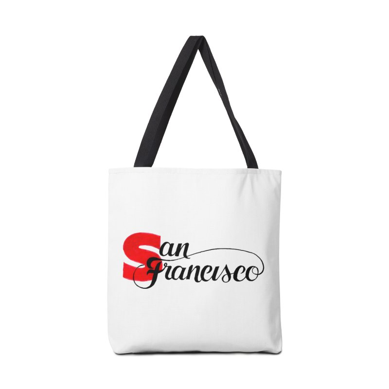 San Francisco Accessories Tote Bag Bag by