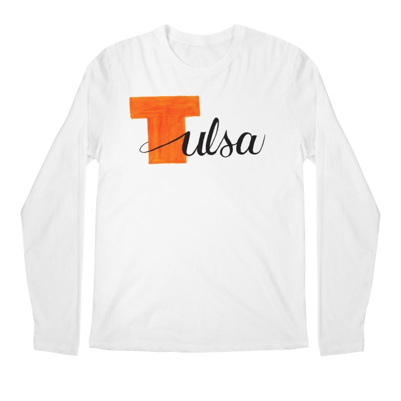 Tulsa  Men's Longsleeve T-Shirt by