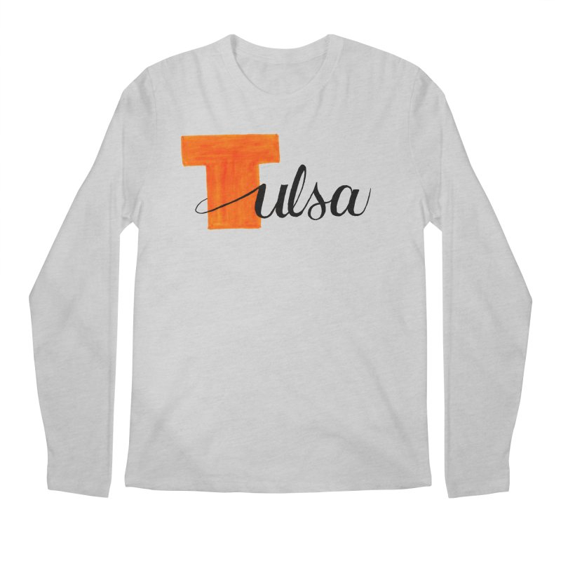 Tulsa  Men's Regular Longsleeve T-Shirt by