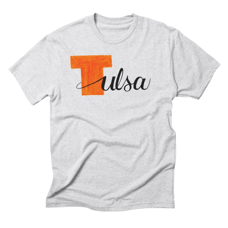 Tulsa  Men's Triblend T-Shirt by