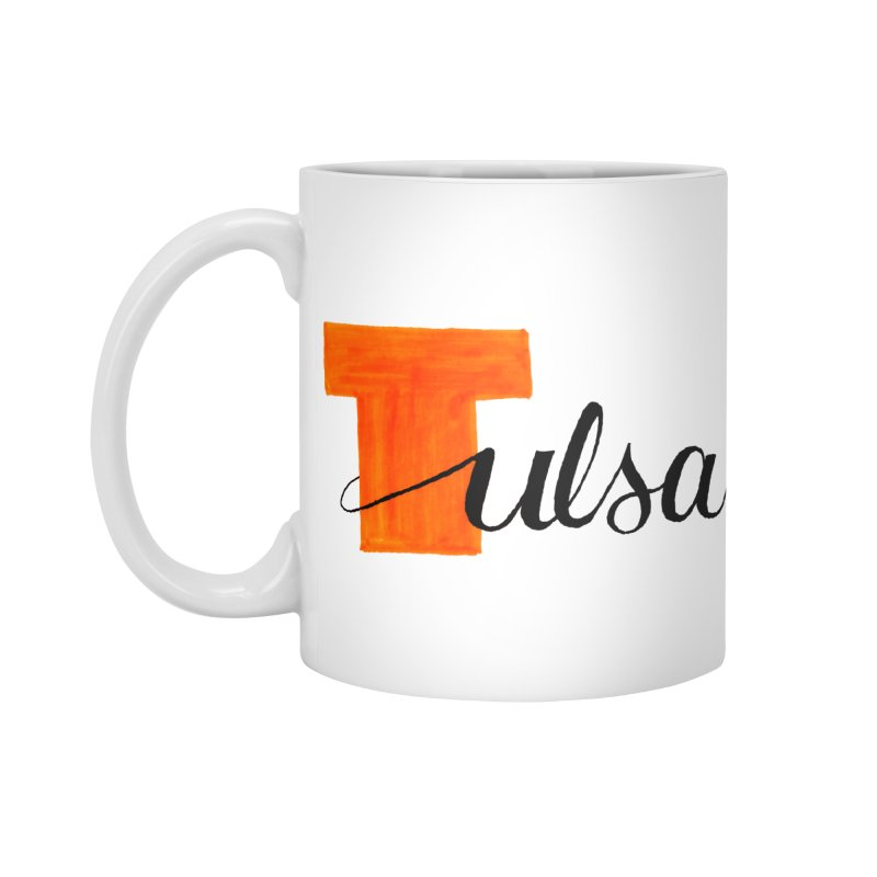 Tulsa  Accessories Mug by